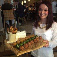 Catered events at Dil and the Bear