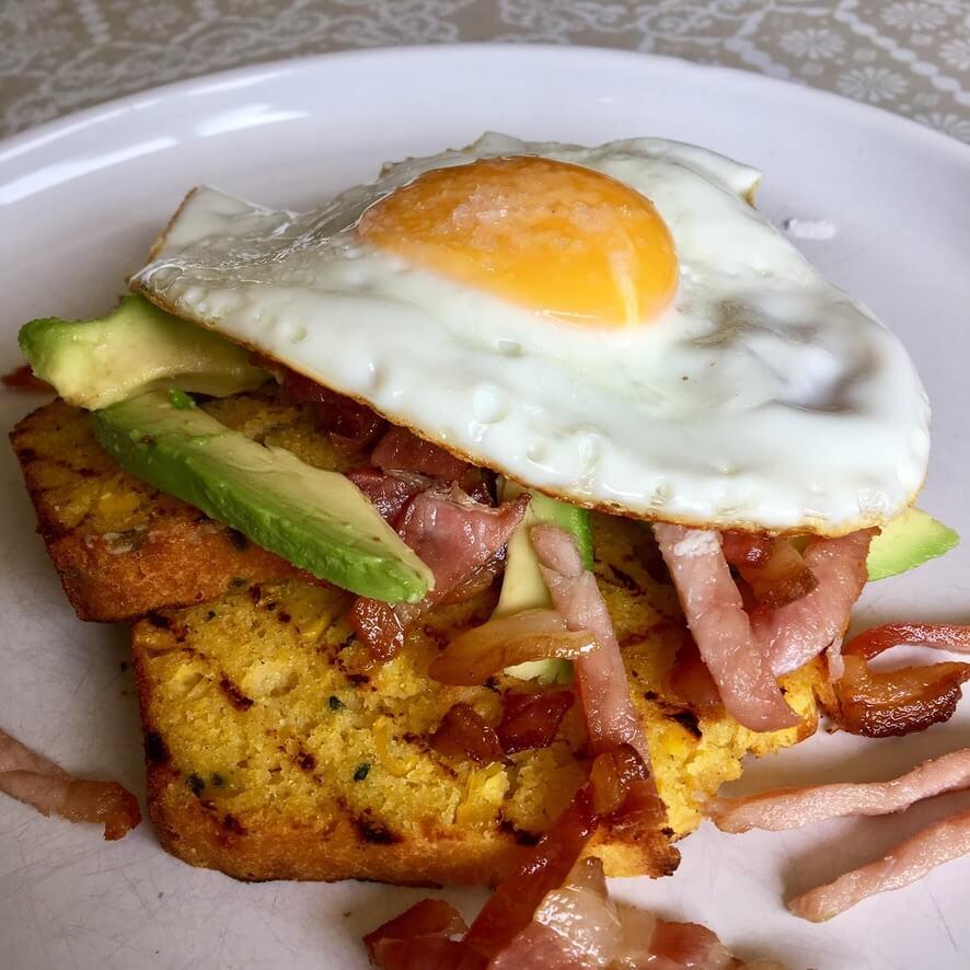 hot dishes cornbread breakfast